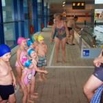 Zajęcia na basenie 001