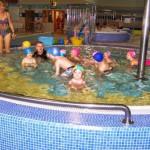 Zajęcia na basenie 013