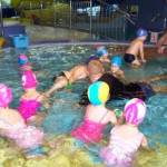 Zajęcia na basenie 017