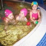 Zajęcia na basenie 019